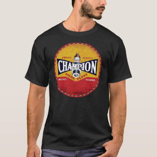 vintage Champion Spark plug sign T-Shirt