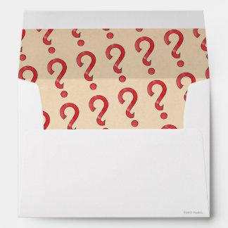 Vintage Chance - Red Envelope