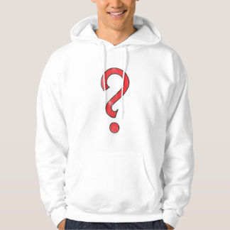 Vintage Chance - Red Hooded Pullover