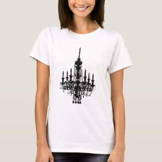 vintage chandelier design T-Shirt