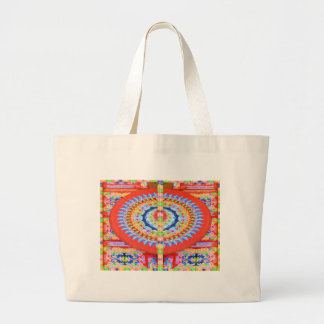 VINTAGE Chariot Wheel - Festivals Rajasthan India Canvas Bags
