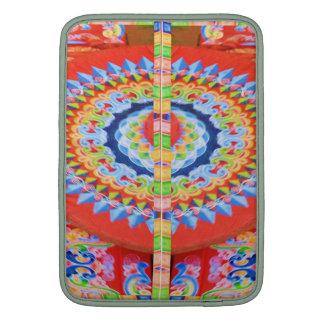 VINTAGE Chariot Wheel - Festivals Rajasthan India MacBook Sleeves