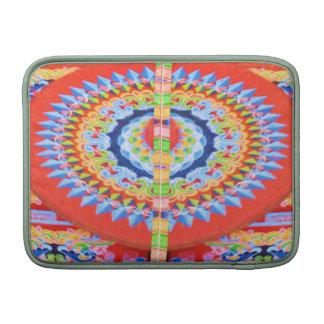 VINTAGE Chariot Wheel - Festivals Rajasthan India MacBook Air Sleeves