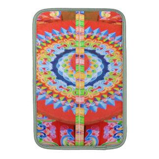 VINTAGE Chariot Wheel - Festivals Rajasthan India MacBook Air Sleeve