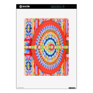 VINTAGE Chariot Wheel - Festivals Rajasthan India Skins For The iPad