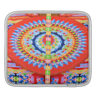 VINTAGE Chariot Wheel - Festivals Rajasthan India Sleeve For iPads