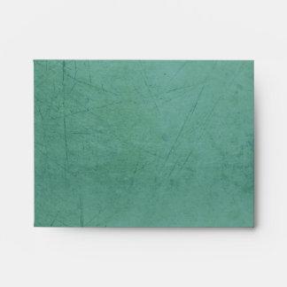 Vintage Charm Chocolate Blue A2 Envelope