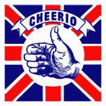 Vintage Cheerio Anuncio