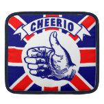 Vintage Cheerio Funda Para iPads