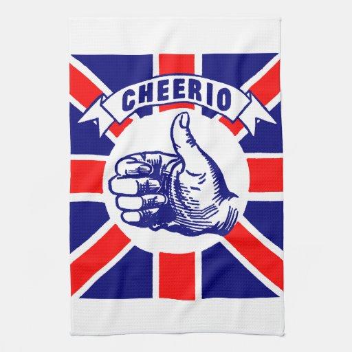 Vintage Cheerio Toallas