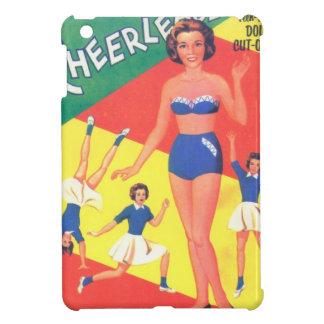 Vintage Cheerleader iPad Mini Covers