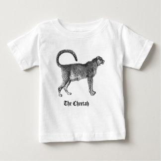 Vintage Cheetah Baby T-Shirt