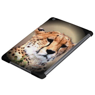 Vintage Cheetah Tear Marks Hakunamatata Case For iPad Air