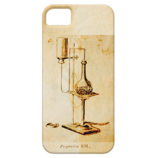 Vintage Chemistry iPhone Cover