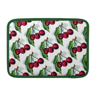 Vintage Cherries Sleeve For MacBook Air