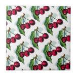 Vintage Cherries Tiles