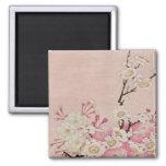Vintage Cherry Blossom-Japanese Fridge Magnets