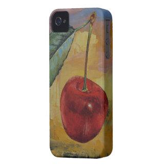 Vintage Cherry iPhone 4 Case