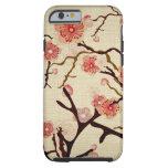 Vintage Cherry tree Case Tough iPhone 6 Case
