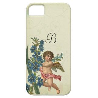 Vintage Cherub Angel iPhone SE/5/5s Case