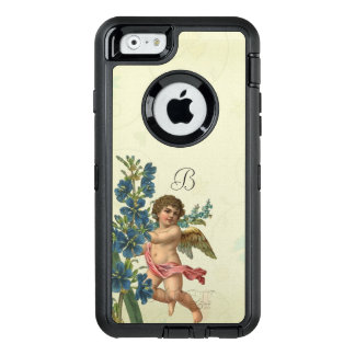 Vintage Cherub Angel OtterBox Defender iPhone Case