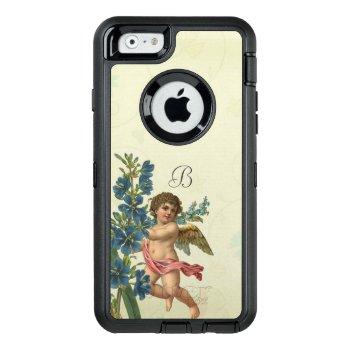 Vintage Cherub Angel Otterbox Defender Iphone Case by Iggys_World at Zazzle