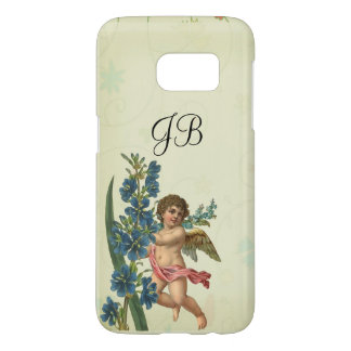 Vintage Cherub Angel Samsung Galaxy S7 Case