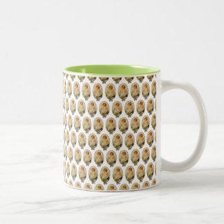 Vintage Cherubs Coffee Mugs