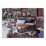 Vintage Chevrolet Cards