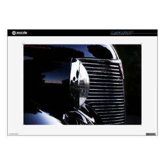 Vintage Chevy Hot Rod Skin For Laptop