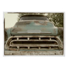 Vintage Chevy Truck Poster
