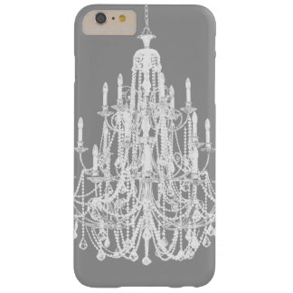 Vintage Chic Chandelier Barely There iPhone 6 Plus Case