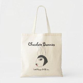 Vintage Chic Choc Bunnies Bag
