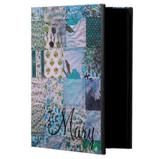 Vintage Chic Granny's Quilt Case For iPad Air