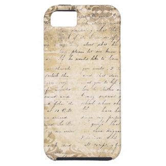 Vintage Chic iphone 5 Case