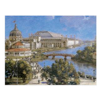 Vintage Chicago Exposition Postcard