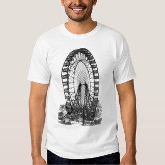 Vintage Chicago Ferris Wheel Shirt