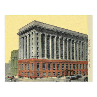 Vintage Chicago Illinois Postal