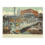 Vintage Chicago Illinois Postales