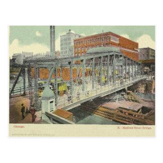 Vintage Chicago Illinois Tarjetas Postales