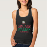 Vintage Chicago Italian Heritage Tshirts