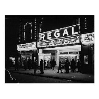 Vintage Chicago, la carpa real del teatro Postales