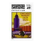 Vintage Chicago, los E.E.U.U. - Sello