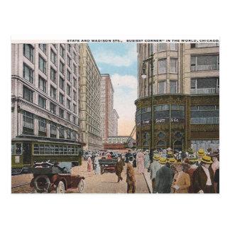 Vintage Chicago Postales