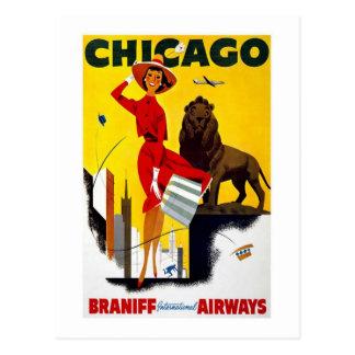 Vintage Chicago Post Cards