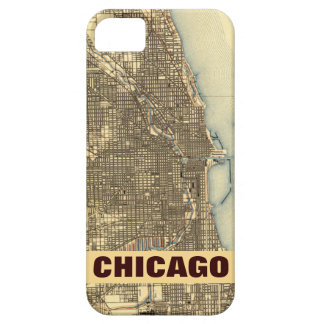 Vintage Chicago the Windy City iPhone Case iPhone 5 Cover