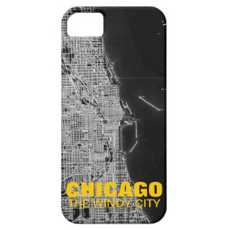 Vintage Chicago the Windy City iPhone Case iPhone 5 Cases