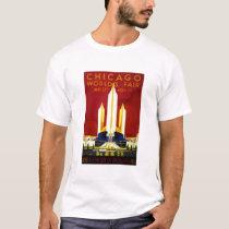 Vintage Chicago World's Fair, T-Shirt