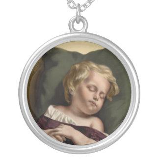 Vintage Child Necklace