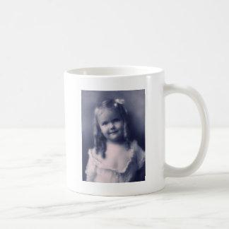 Vintage Child Portrait Coffee Mug